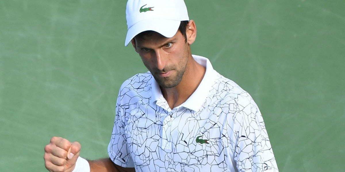 Djokovic histórico: gana en Cincinnati y es el primero en llevarse todos los Masters 1.000