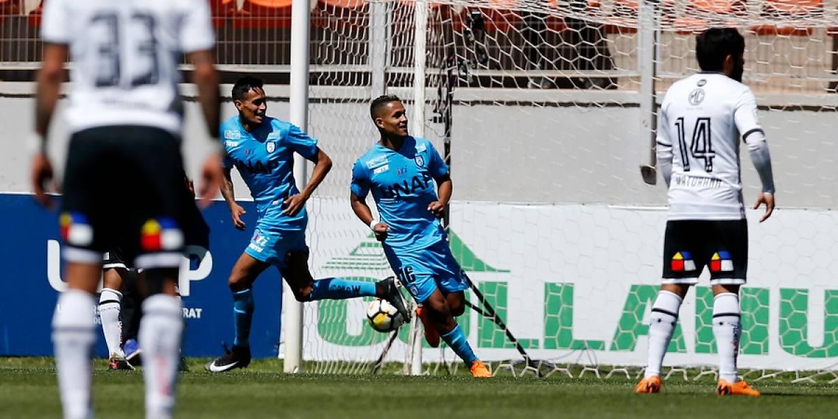 Un Colo Colo sin magia ni gol cae ante Iquique y complica aún más su deseo del bicampeonato
