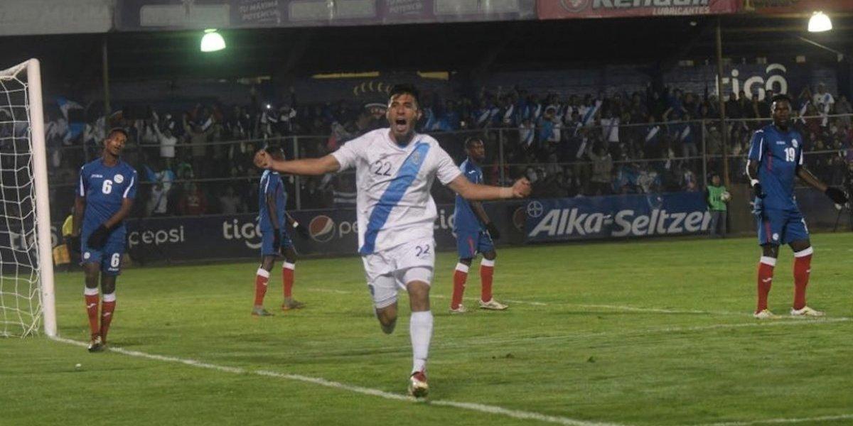 Guatemala gana su segundo amistoso ante Cuba y ahora piensa en Argentina