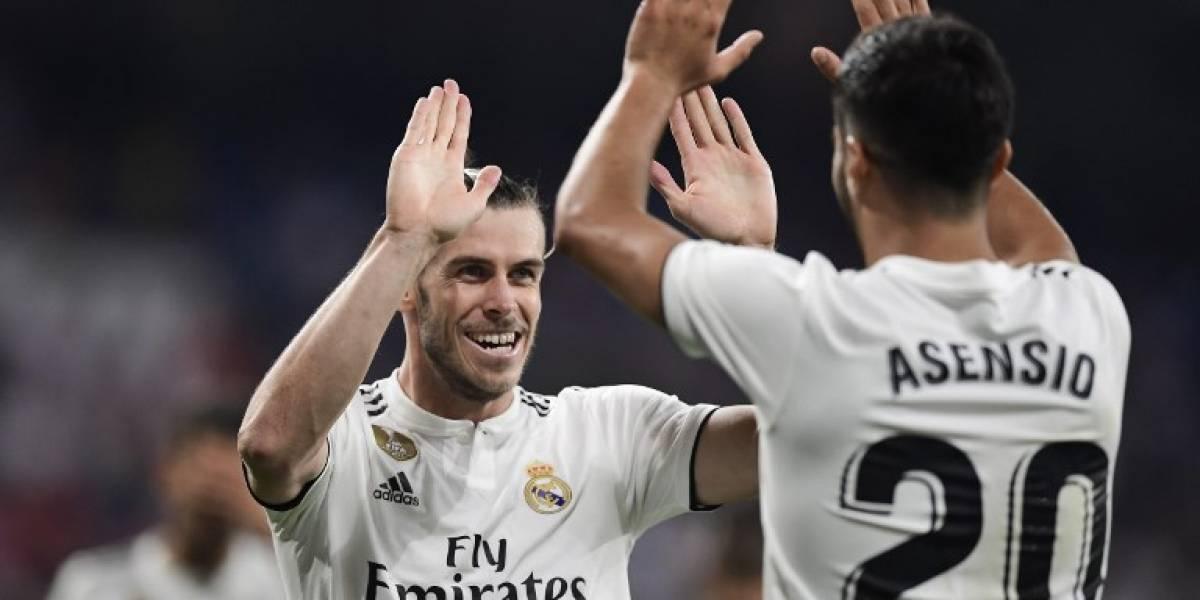 El Real Madrid cumple ante el Getafe, con Courtois en la banca