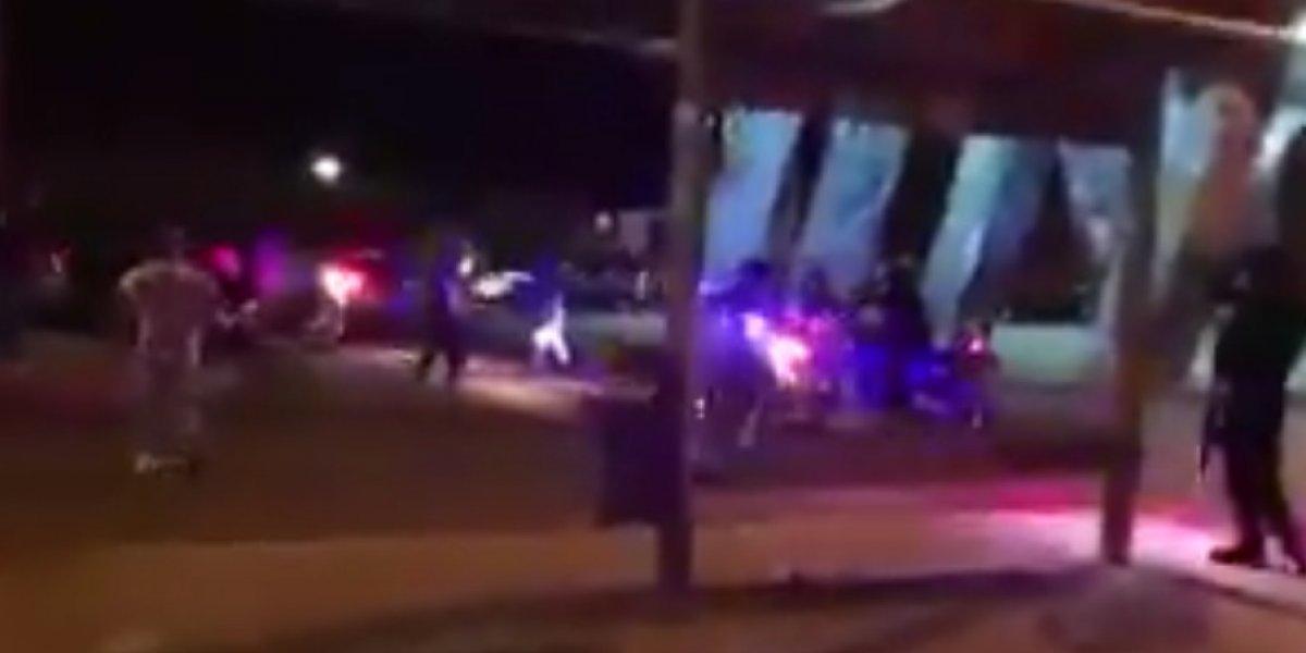 VIDEO: Balazos se hacen presentes en partido de Ascenso MX