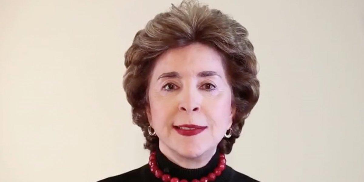 Sila María Calderón sufre extorsión