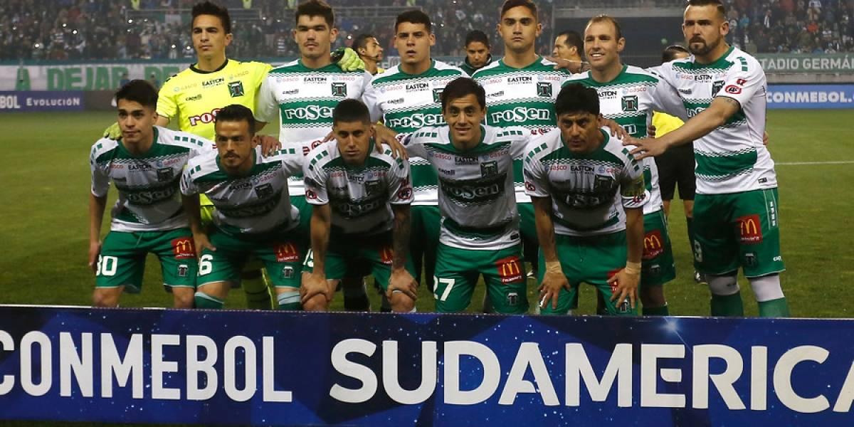 Temuco trazó sus nuevos pasos para revertir el fallo que lo sacó de la Copa Sudamericana