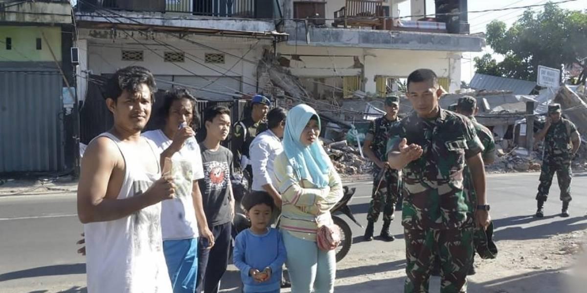Sismo de magnitud 6.2 en el este de Indonesia sin víctimas ni daños