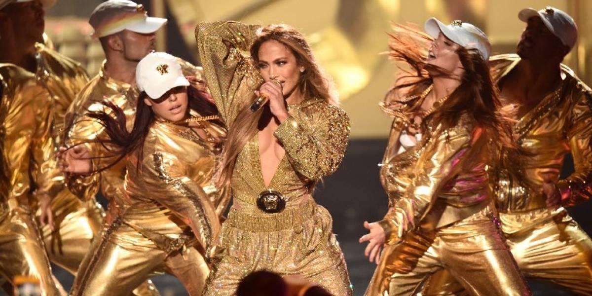 La impactante presentación de Jennifer López en los MTV VMAs 2018