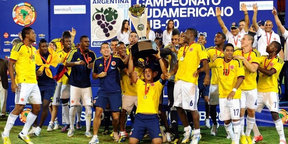 Colombia Sub 20: ¡Colombia, Campeón Sub-20