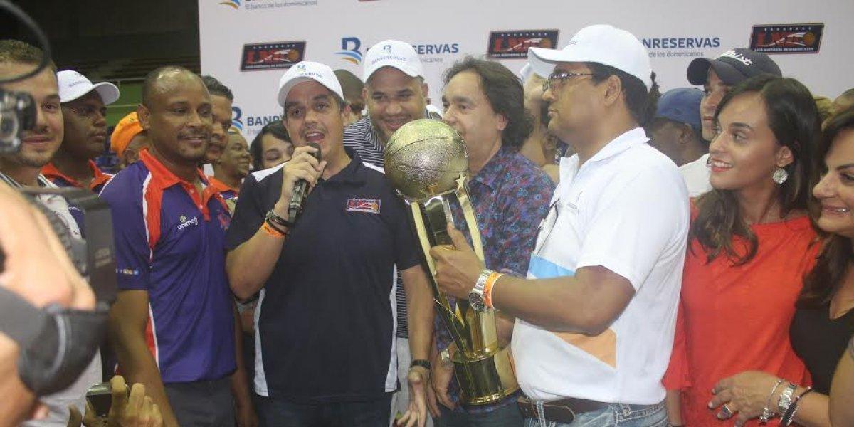 Reales de La Vega son los nuevos campeones de la LNB