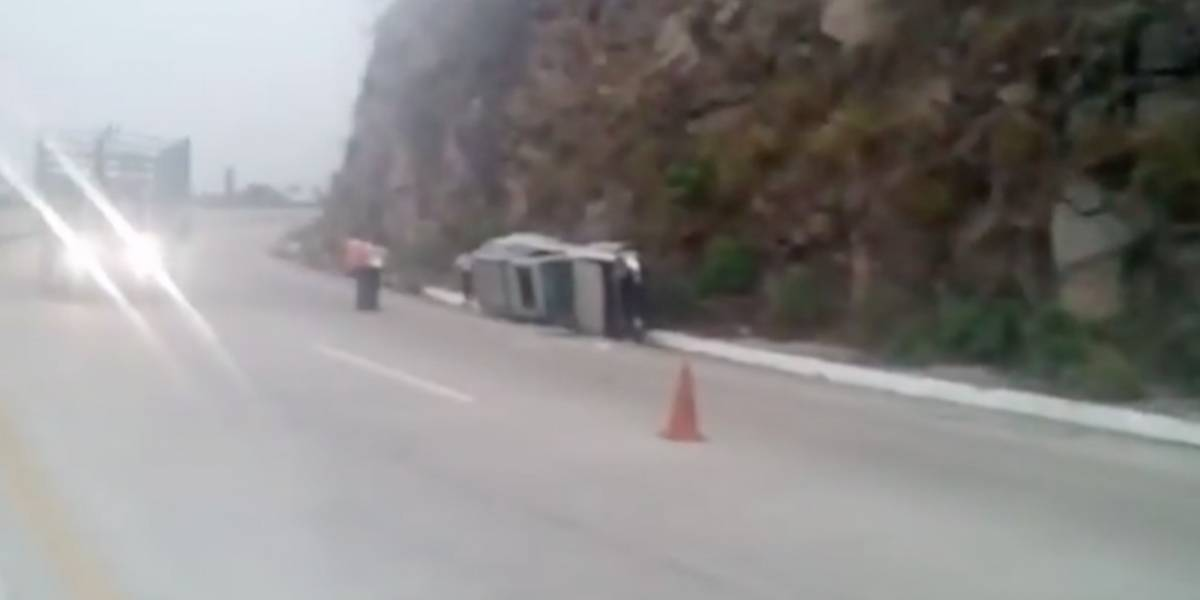 Seis heridos tras accidente de tránsito en ruta al Atlántico