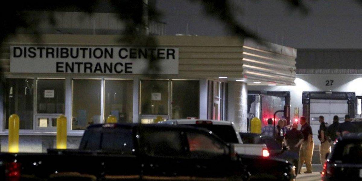 Reportan tiroteo en centro de distribución de Texas