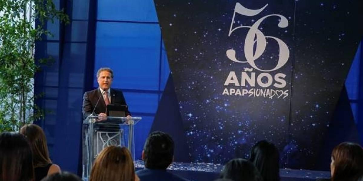 #TeVimosEn: APAP celebra su 56 aniversario