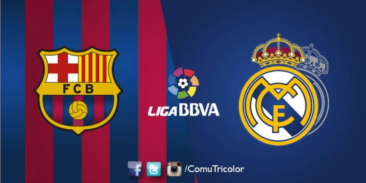 El Superclásico de la Liga Española ya tiene fecha