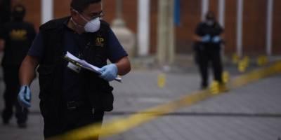 Ataque armado en Mixco