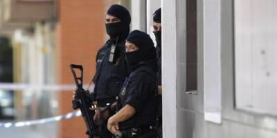 Ataque terrorista en Cataluña