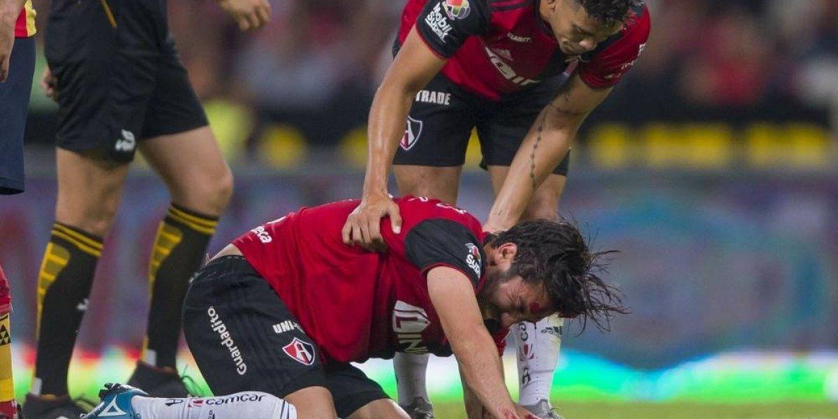 Atlas sufre dos bajas para visitar al Puebla