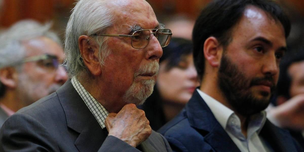 A los 93 años falleció Andrés Aylwin: un defensor de los derechos humanos en Chile