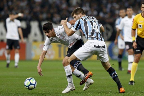 Corinthians no lo pasa nada de bien en el Brasileirao / imagen: Agencia UNO