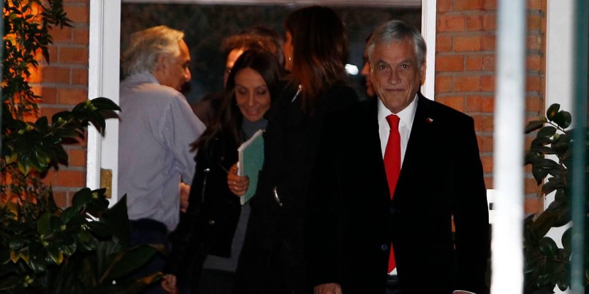 """""""Muchos de los procesados eran muy jóvenes en 1973 y obedecían órdenes"""": Piñera trabaja en ley para condenados por DD.HH."""