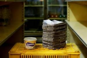 500 gramos de manteca = 0,46 dólares