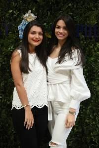 Bombay Sapphire y Helen Blandino