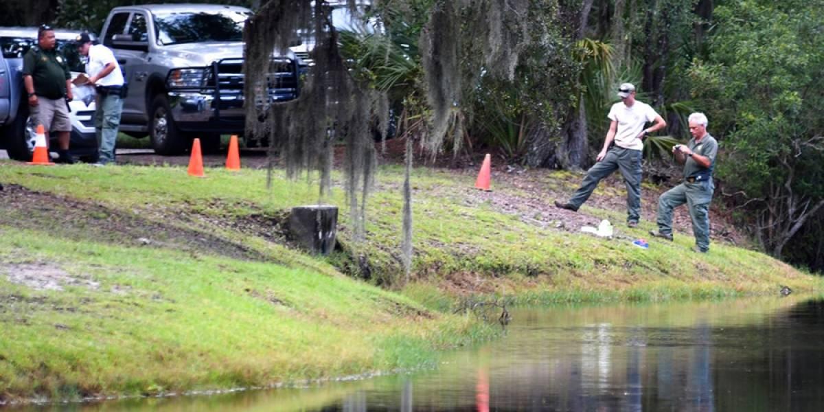 Caimán mata a una mujer en Carolina del Sur