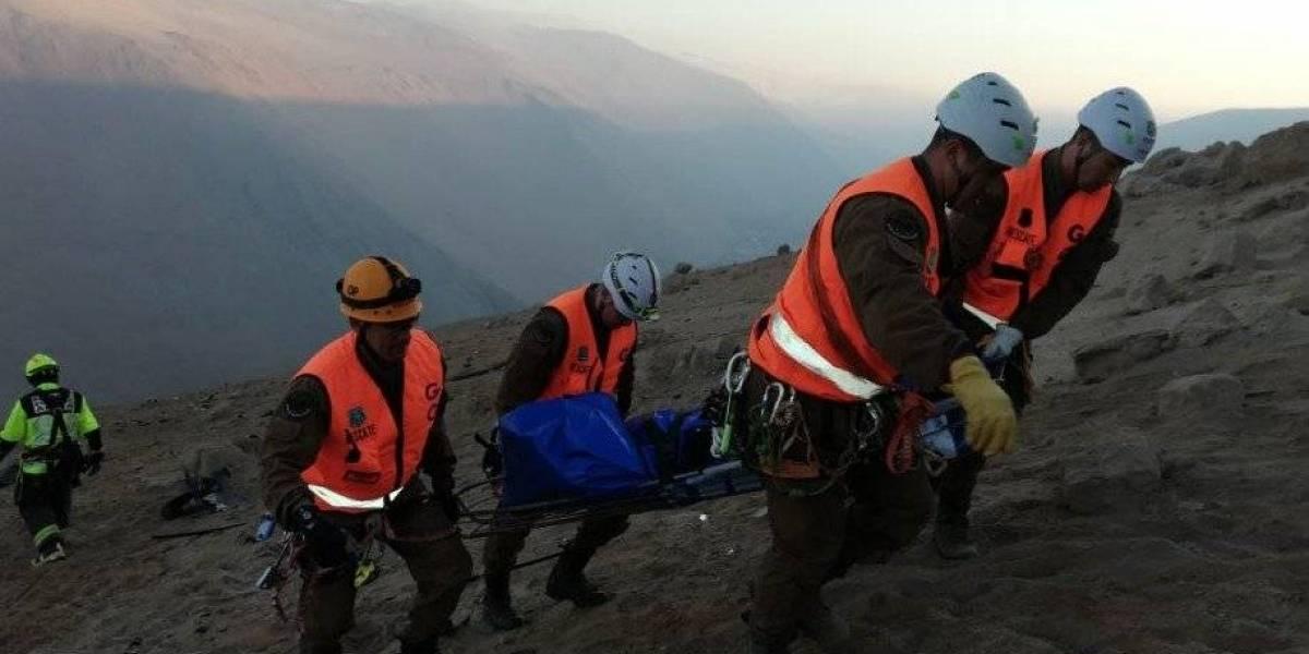 Tragedia en Arica: la conmovedora historia de amor de la familia que este sábado falleció en un accidente automovilístico