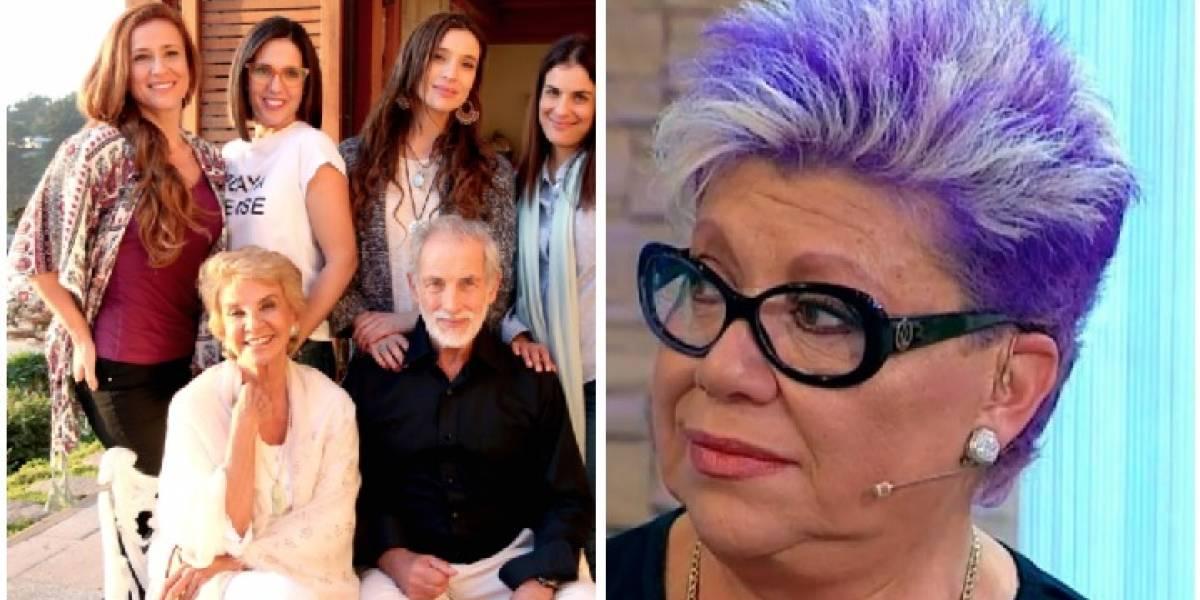 Actores de nueva teleserie de Mega firmaron carta contra Patricia Maldonado