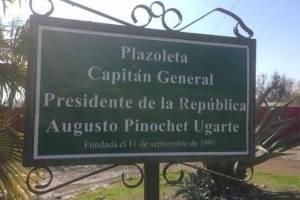 Plaza Augusto Pinochet