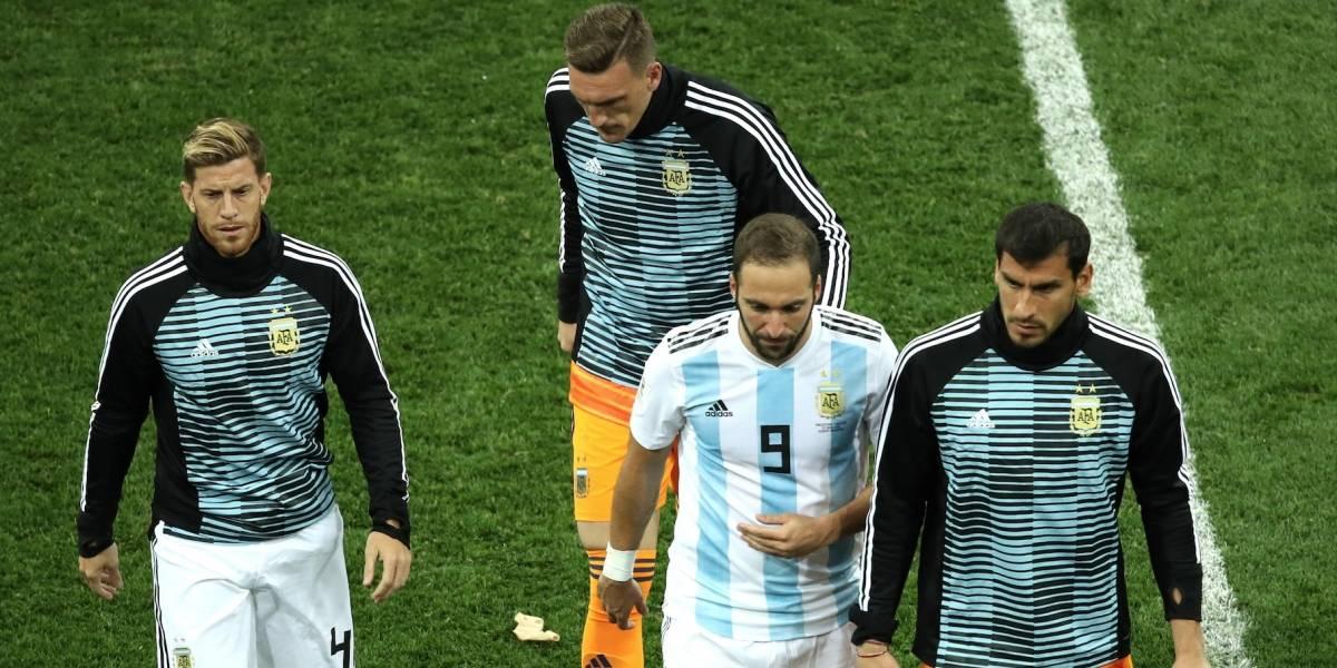 ¡Atención! Importante cambio en Argentina para amistoso contra Colombia