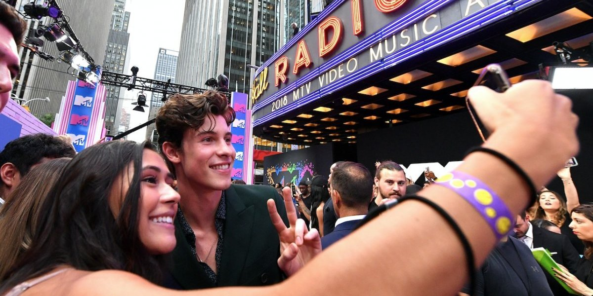 Arranca la alfombra roja de los Video Music Awards en NY
