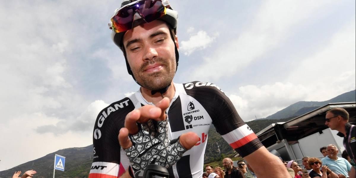 ¿El equipo de Dumoulin menospreció la ayuda de los ciclistas colombianos?