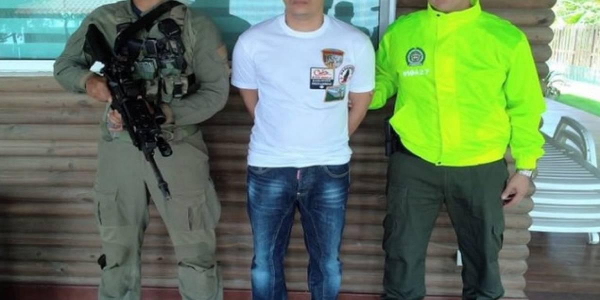 """La Policía captura en Tolú al jefe de la banda """"La Oficina"""""""