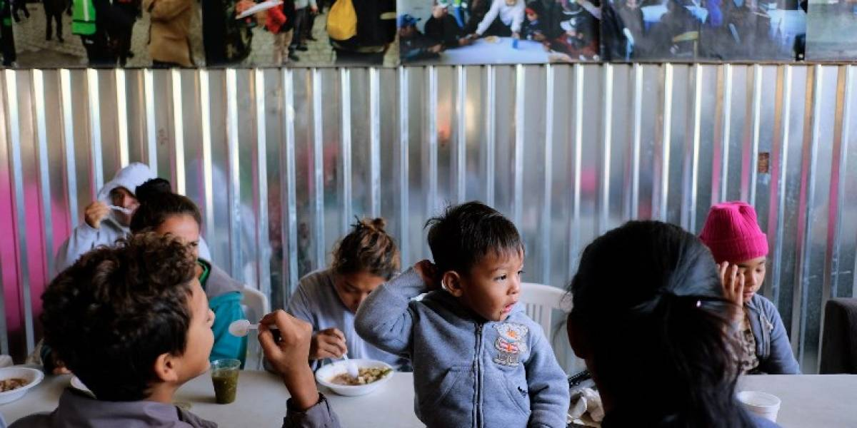 CIDH otorga medidas cautelares para proteger a niños migrantes separados de sus familias