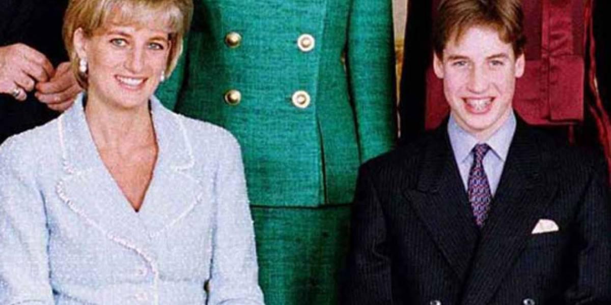 La desgarradora promesa que el príncipe William le hizo a su madre Diana antes de su muerte