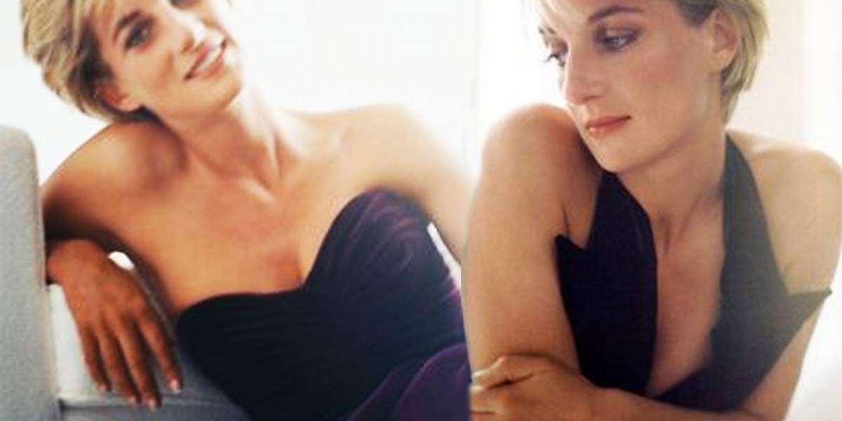 ¡Curioso! Un latino fue el último que fotografió oficialmente a la Princesa Diana