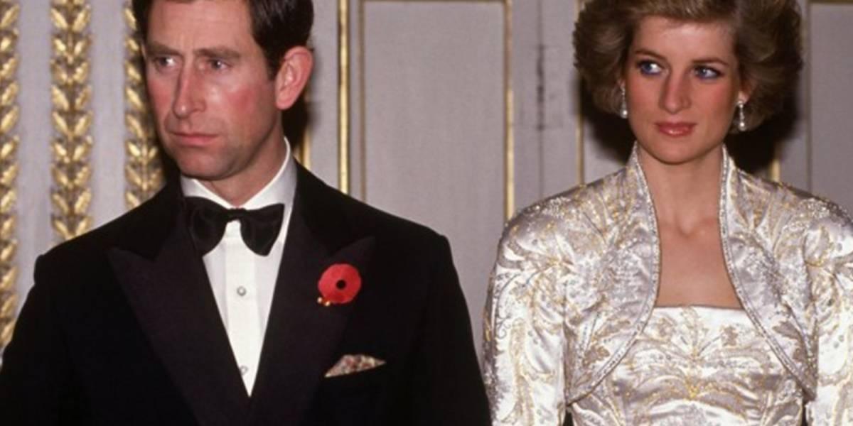 La cruel acción que el príncipe Carlos tuvo con la princesa Diana cuando se lanzó embarazada por las escaleras