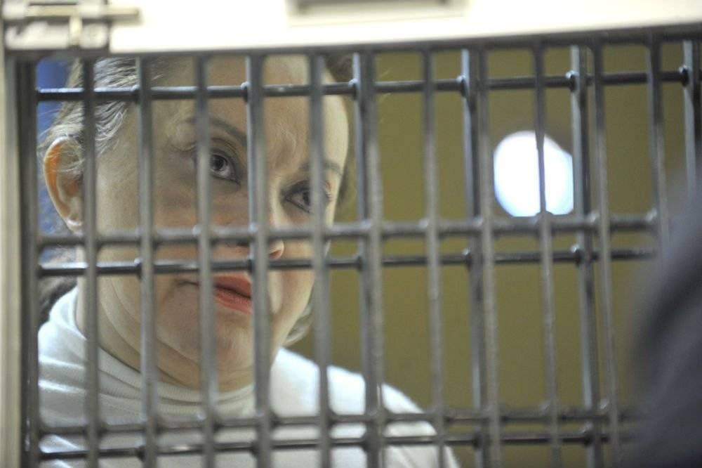 Su primera aparición desde prisión Foto: Cuartoscuro