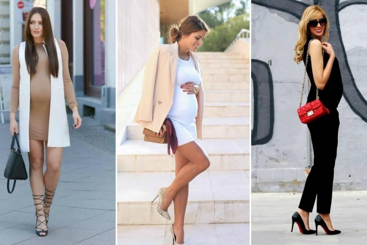 59af33b01e618 6 increíbles looks para lucir tu embarazo en el trabajo | Nueva Mujer