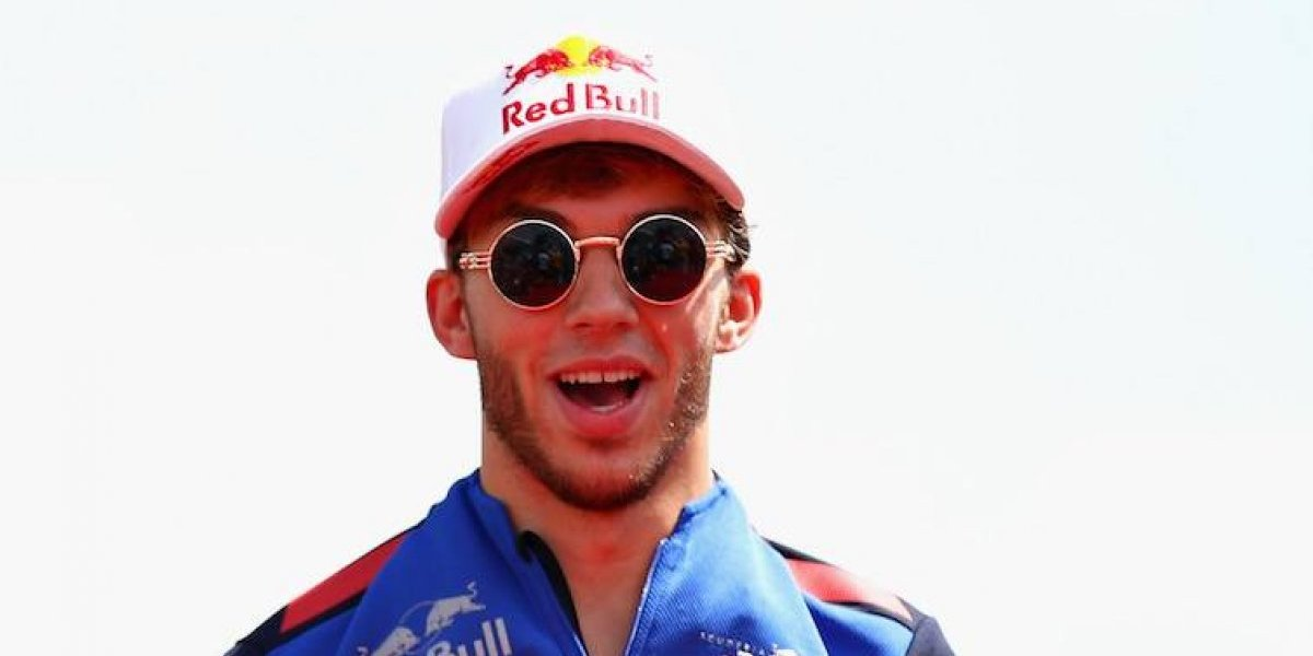 Red Bull elige a Gasly para 2019 — Oficial