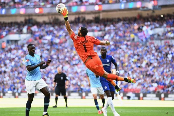 Manchester City ya tiene al reemplazante de Bravo