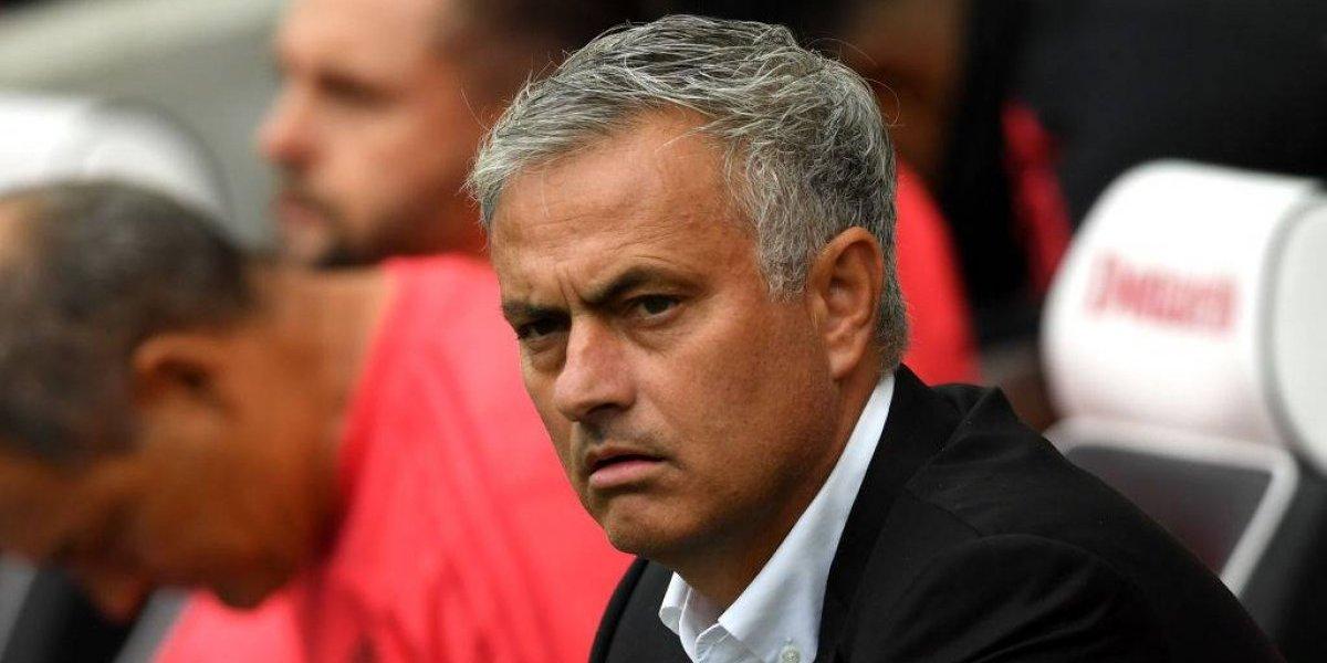 """Leyenda de Manchester United le pegó duro a Mourinho: """"Se irá antes de Navidad"""""""