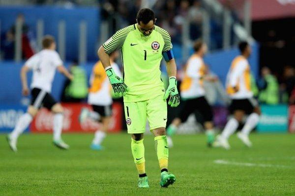Bravo no lo pasa nada de bien / imagen: Getty Images