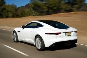 Jaguar F-Type Ingenium