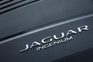 Jaguar motor Ingenium