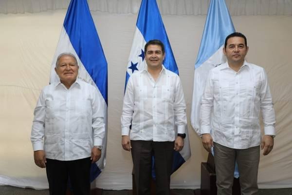 unión aduanera Guatemala, Honduras y El Salvador