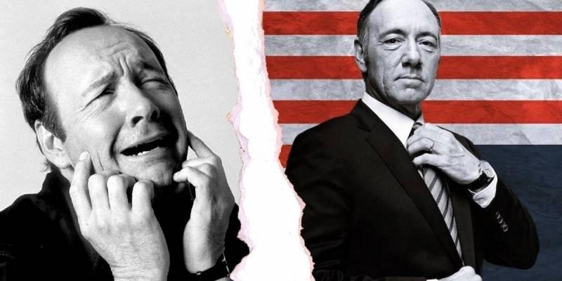 Película de Kevin Spacey fracasa a lo grande y junta $126 dólares en su estreno