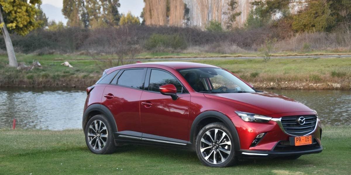 El Mazda CX-3 renueva su look y mantiene su esencia