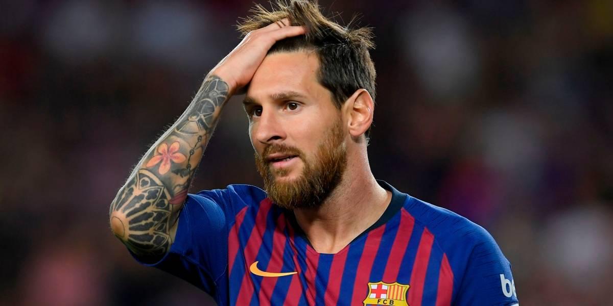 Messi quedó fuera de la pelea por premio al Mejor del Año de la UEFA