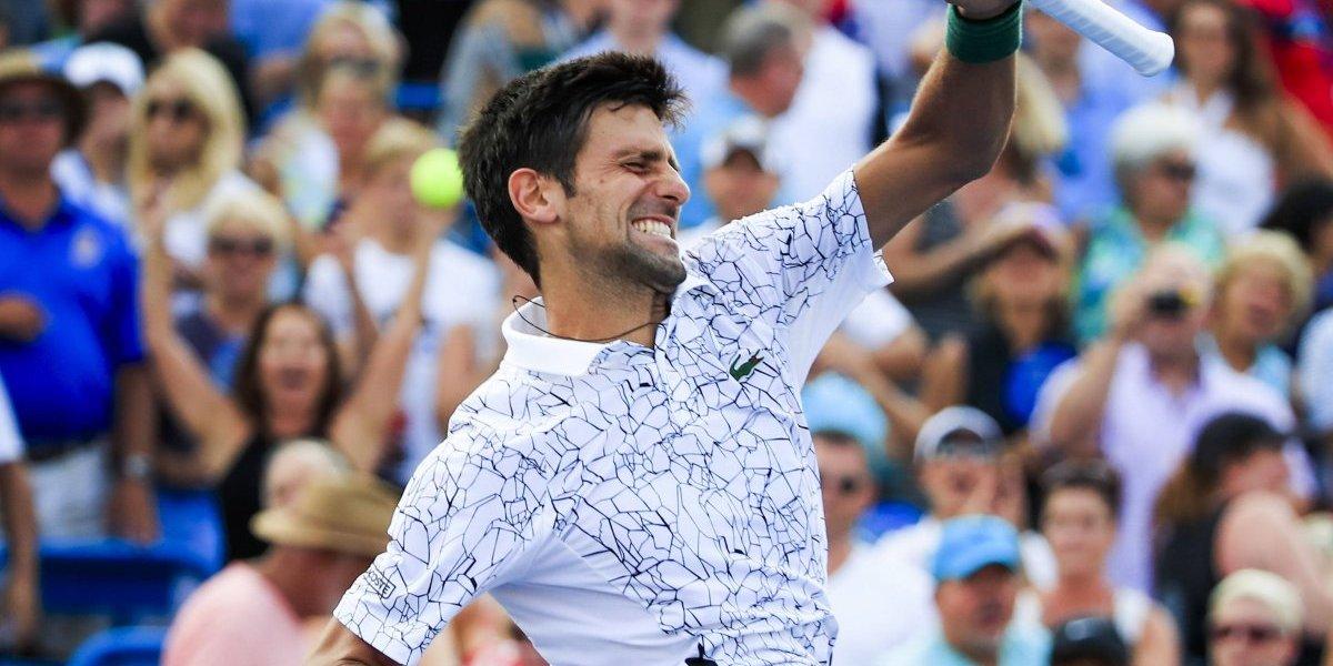 Novak Djokovic:  Su duro camino en Masters ATP