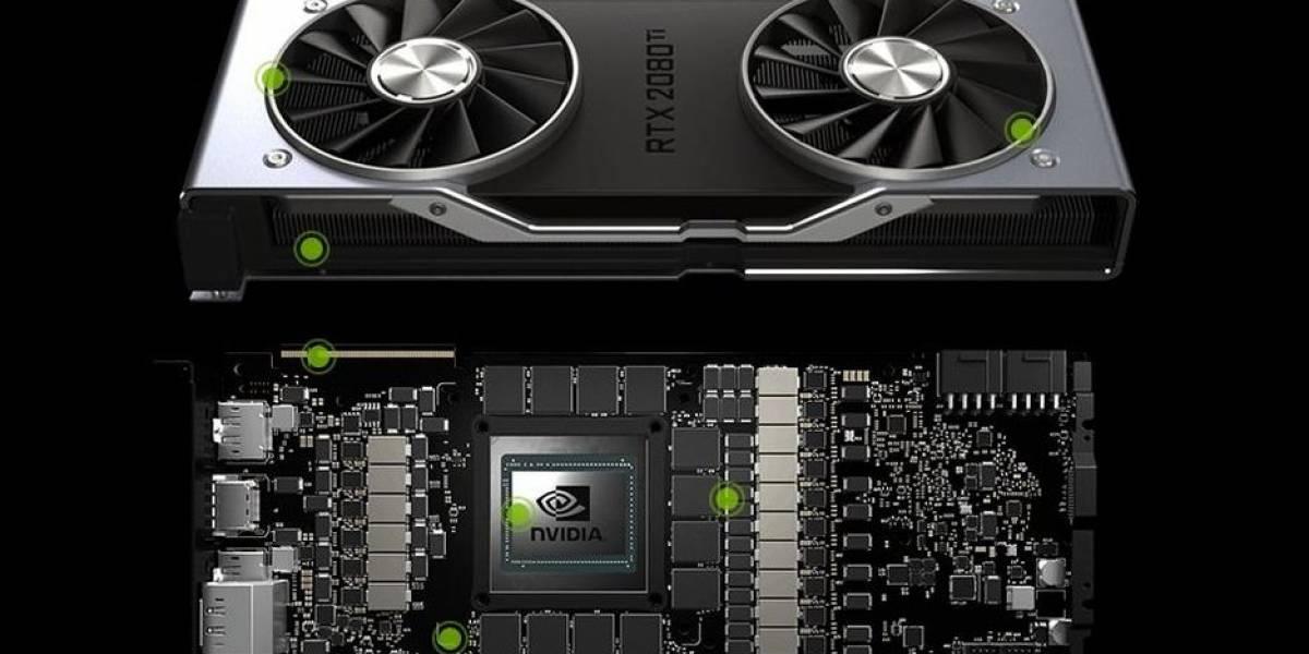 Por fin: NVIDIA anuncia tres esperadas GPU con arquitectura Turing