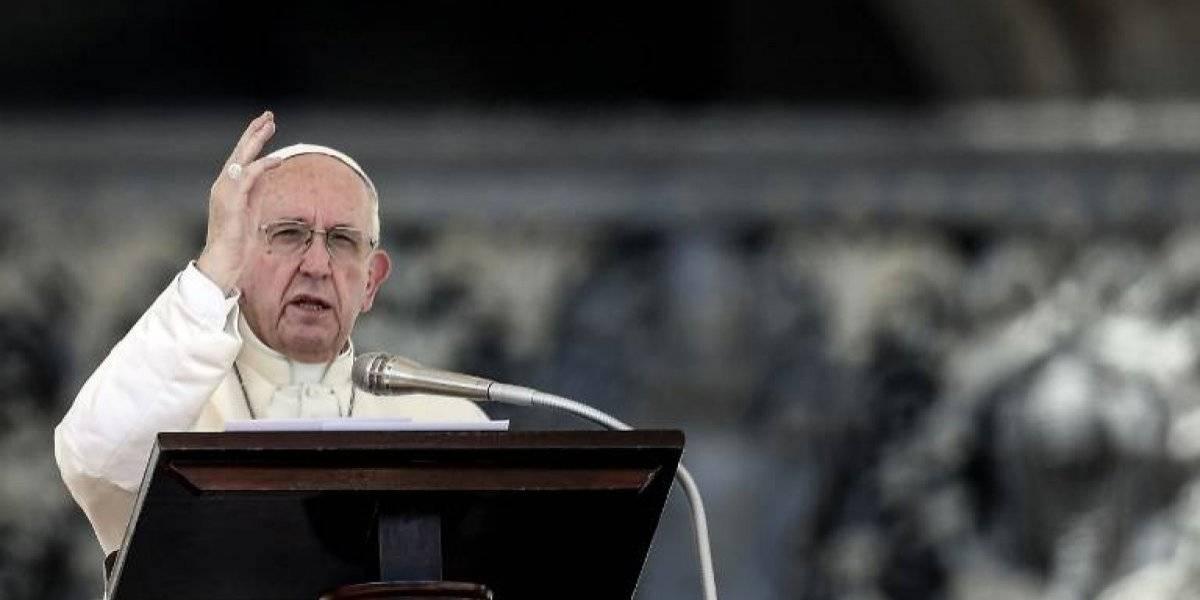 """El Papa condena las """"atrocidades"""" de la pedofilia en Estados Unidos"""
